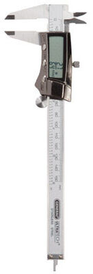 General Tools Digital Caliper 4-1/2 in. W x 11-1/2 in. L Stainless Steel