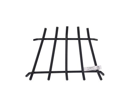 Vestal Painted Steel Fireplace Grate Indoor and Outdoor