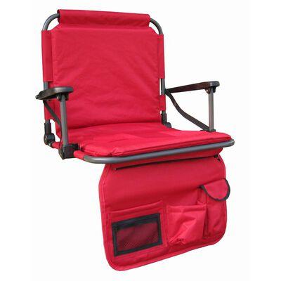 Z Company Hard Arm Stadium Chair Assorted