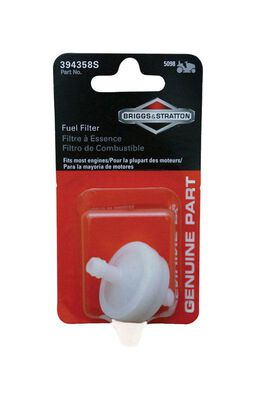 Briggs & Stratton 75 Microns Fuel Filter For Most Engines