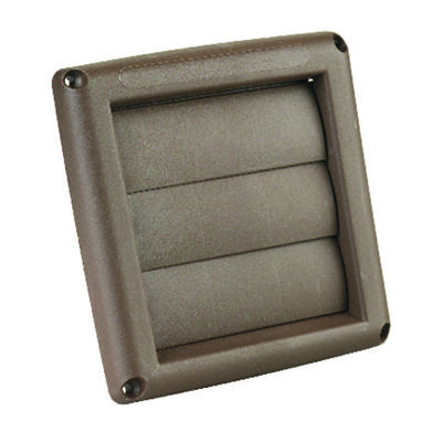 Ace Replacement Vent Hood 4 in. W Brown
