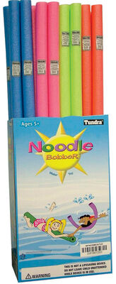 ITP Assorted Foam Pool Noodle