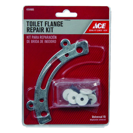 Ace Toilet Flange Repair Kit Steel