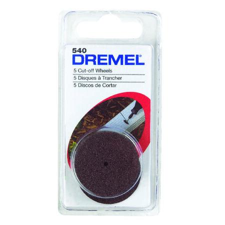 Dremel Metal Cut-Off Wheel 1.25 in. Dia. x 0.06 in. thick 5 pk