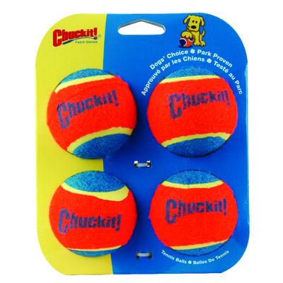 Chuckit! Rubber Ball Launcher Tennis Balls Tennis Balls Medium