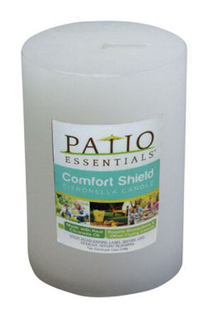Patio Essentials Citronella Oil Candle 8 oz.