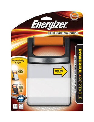 Energizer LED Folding Lantern AA Black