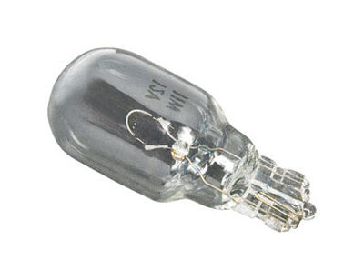 Paradise Incandescent Light Bulb 7 watts Low Voltage T5 White (Clear) 4 pk