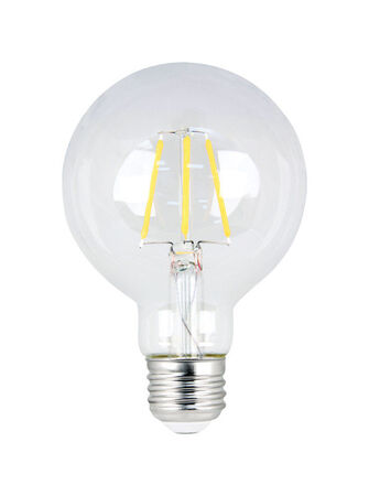 FEIT Electric LED Bulb 4.5 watts 300 lumens 2700 K Globe G25 Soft White 40 watts equivalency