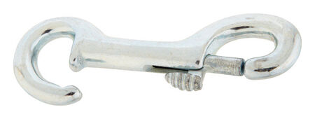 Campbell Chain Zinc Plated Open Eye Bolt Snap 3/8 in. Dia. x 3-1/2 in. L 60 lb.