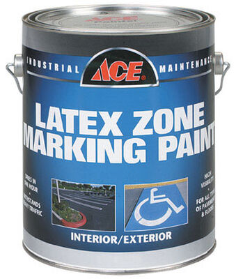 Ace 1 oz. Latex Traffic Marking Paint