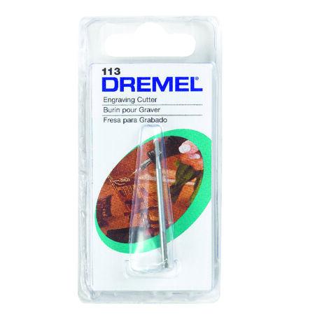 Dremel Steel Engraving Cutter 1 pk
