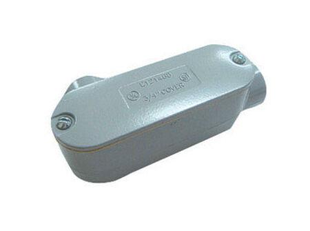 Sigma 3/4 in. Dia. x 5.1 L Die-Cast Aluminum Conduit Body