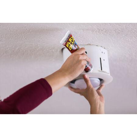 Flex Glue White Rubberized Waterproof Adhesive 6 oz.