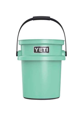 YETI LoadOut 5 gal. Bucket Seafoam Green