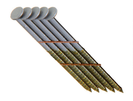 Grip-Rite 2 in. x .113 in. L Hot Dipped Galvanized Framing Framing Nails 2 500 pc.