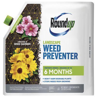 Roundup Landscape Weed Preventer Granular 5.37 lb.