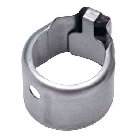 Qest 1/2 in. Dia. x 1/2 in. Dia. Stainless steel Crimp Ring