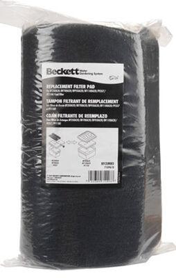 Beckett Reticulated Foam Bio-Filter
