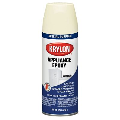 Krylon Bisque Appliance Epoxy 12 oz.