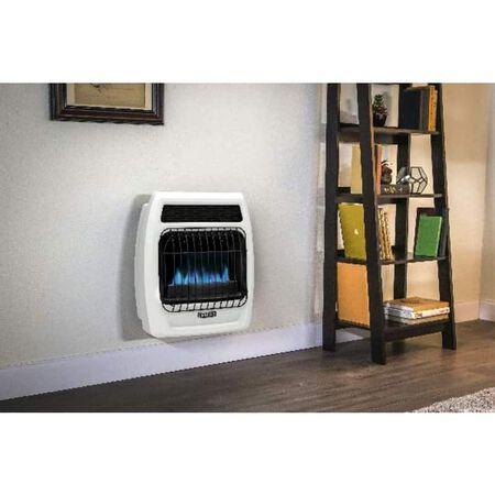 Dyna-Glo 300 sq. ft. 10000 BTU Natural Gas/Propane Wall Heater
