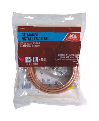 Ace Ice Maker Kit Type L 25 ft. L