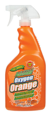 LA's Totally Awesome Oxygen Orange Scent Cleaner and Degreaser 32 oz. Liquid