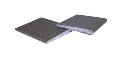 M-D Building Products Door Vinyl 3 in. L x 3/8 in. Corner Weatherseals Brown