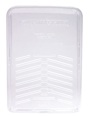 Wooster Deluxe Plastic 11 in. W Paint Tray Liner