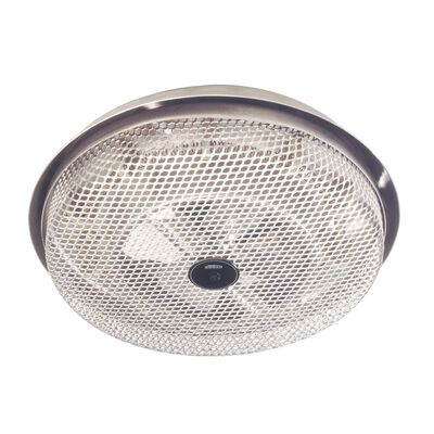 Broan Fan Forced Ceiling Heater 1 250 watts Aluminum