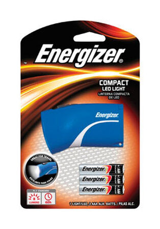 Energizer Energizer 8 lumens Flashlight LED AAA Assorted