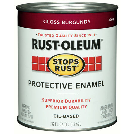 Rust-Oleum Specialty Hi-Gloss White Dry Erase Paint Kit 16 oz.