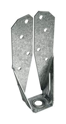 Simpson Strong-Tie Steel Deck Tension Tie 1/4 in. H x 1-1/2 in. W 14 Ga.