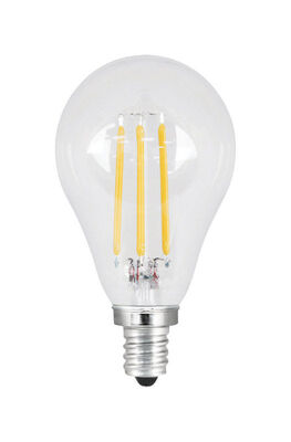 FEIT Electric Performance LED Bulb 4.5 watts 300 lumens 2700 K A-Line A15 2 pk 40 watts equival