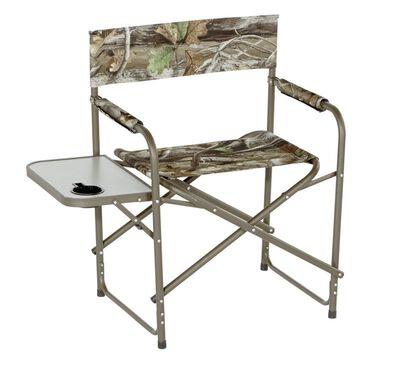Mac Sports Director Folding Chair Camoflauge