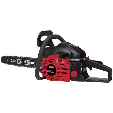 Craftsman 16 in. Gas Powered Chainsaw