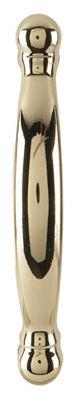 Amerock Allison Cabinet Pull 3-3/8 in. L 15/16 in. Polished Brass 1 pk