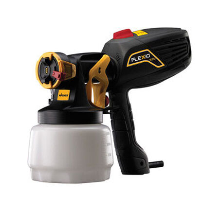 Wagner Spray Tech Flexio 570 Paint Sprayer 6 psi HVLP 13.5 in. H x 18 in. W