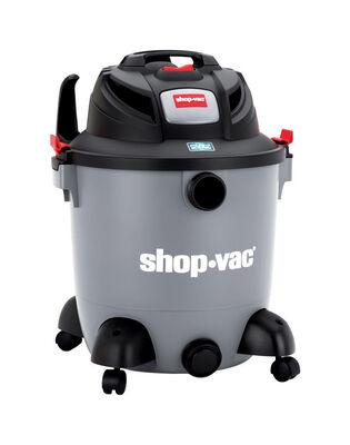 Shop-Vac 12 gal. Corded Wet/Dry Vacuum 5.5 hp 110 volts Gray
