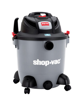 Shop-Vac 12 gal. Corded Wet/Dry Vacuum 5.5 hp 110 volts Gray