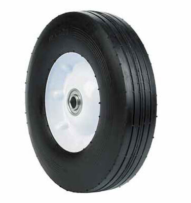 Arnold Steel Replacement Wheel 10 in. Dia. x 2.75 in. W 175 lb.