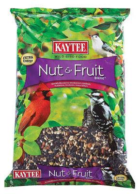 Kaytee Nut & Fruit Cardinal Wild Bird Food Sunflower Seeds 5 lb.