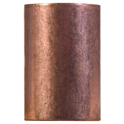 Elkhart 3/4 in. Dia. x 3/4 in. Dia. Sweat To Sweat Copper Coupling With Stop