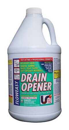 Floweasy Liquid Drain Opener 1 gal.