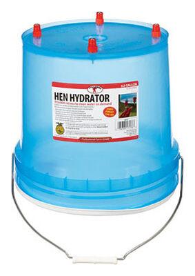 Little Giant 3.5 gal. Plastic Hen Hydrator