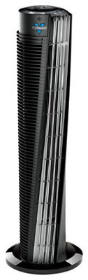 Vornado 143 Air Circulator 29 in. H x 8.9 in. L x 8.9 in. W 3 speed AC Black