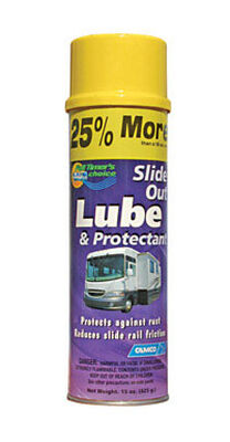 Camco Full Timer's Choice Slide Out Lube and Protectant 15 oz. 1 pk