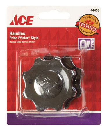 Ace Crown Imperial Chrome Hot and Cold Faucet Handles