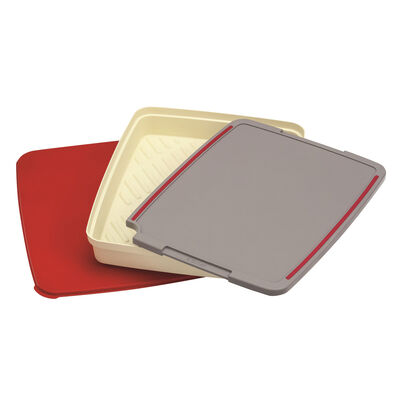 Taylor Grill Works Plastic Grill Prep Kit