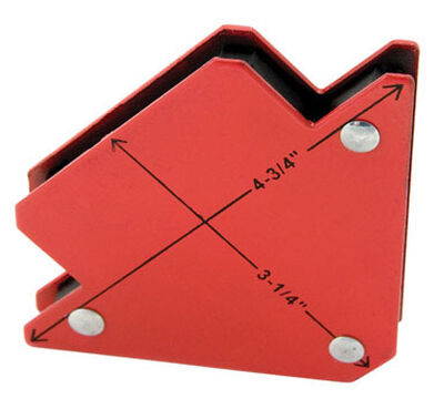 Forney Magnetic For Iron Magnetic Jig
